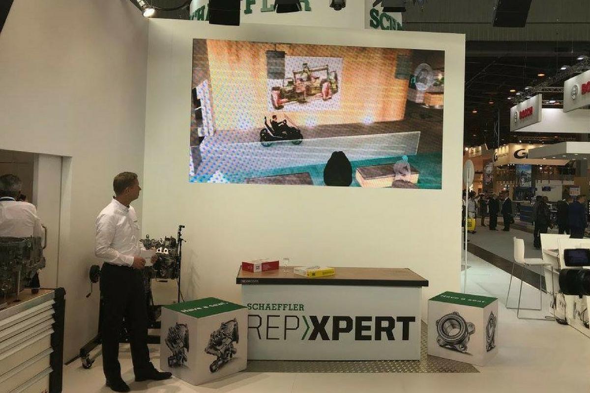Expositor de RepXpert