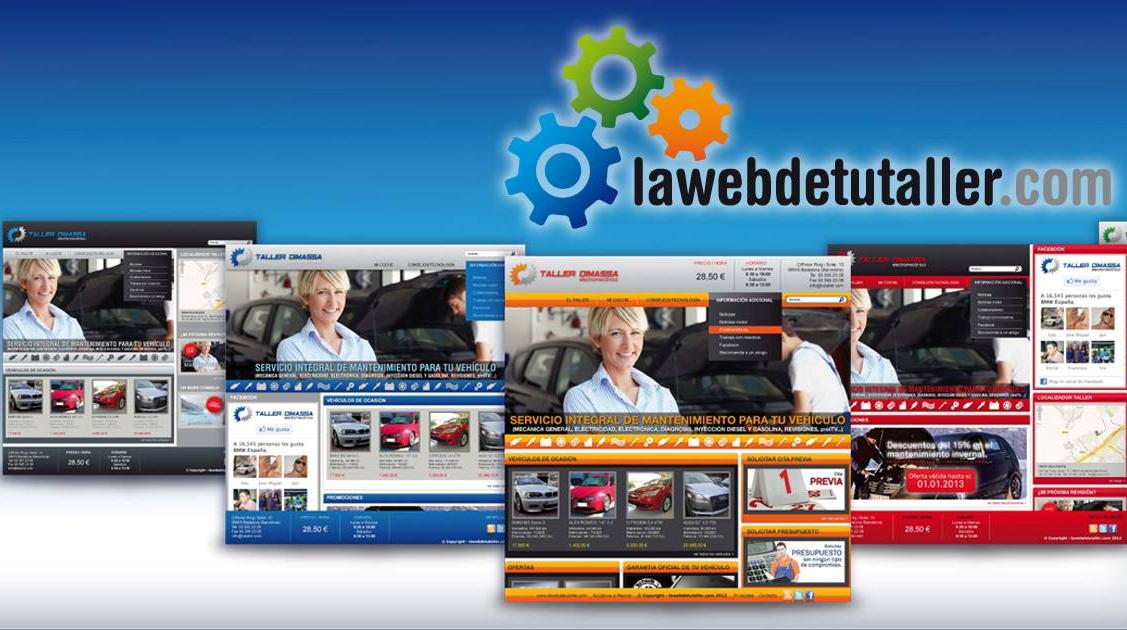La web de tu taller