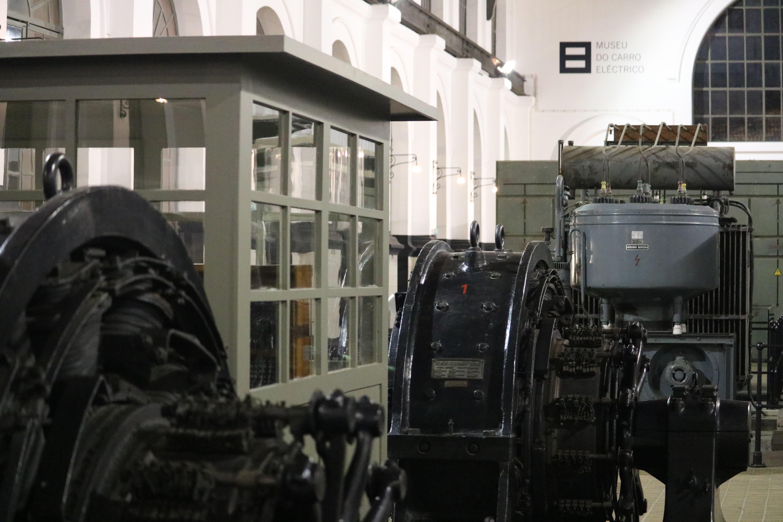 Museo Tranvía Oporto