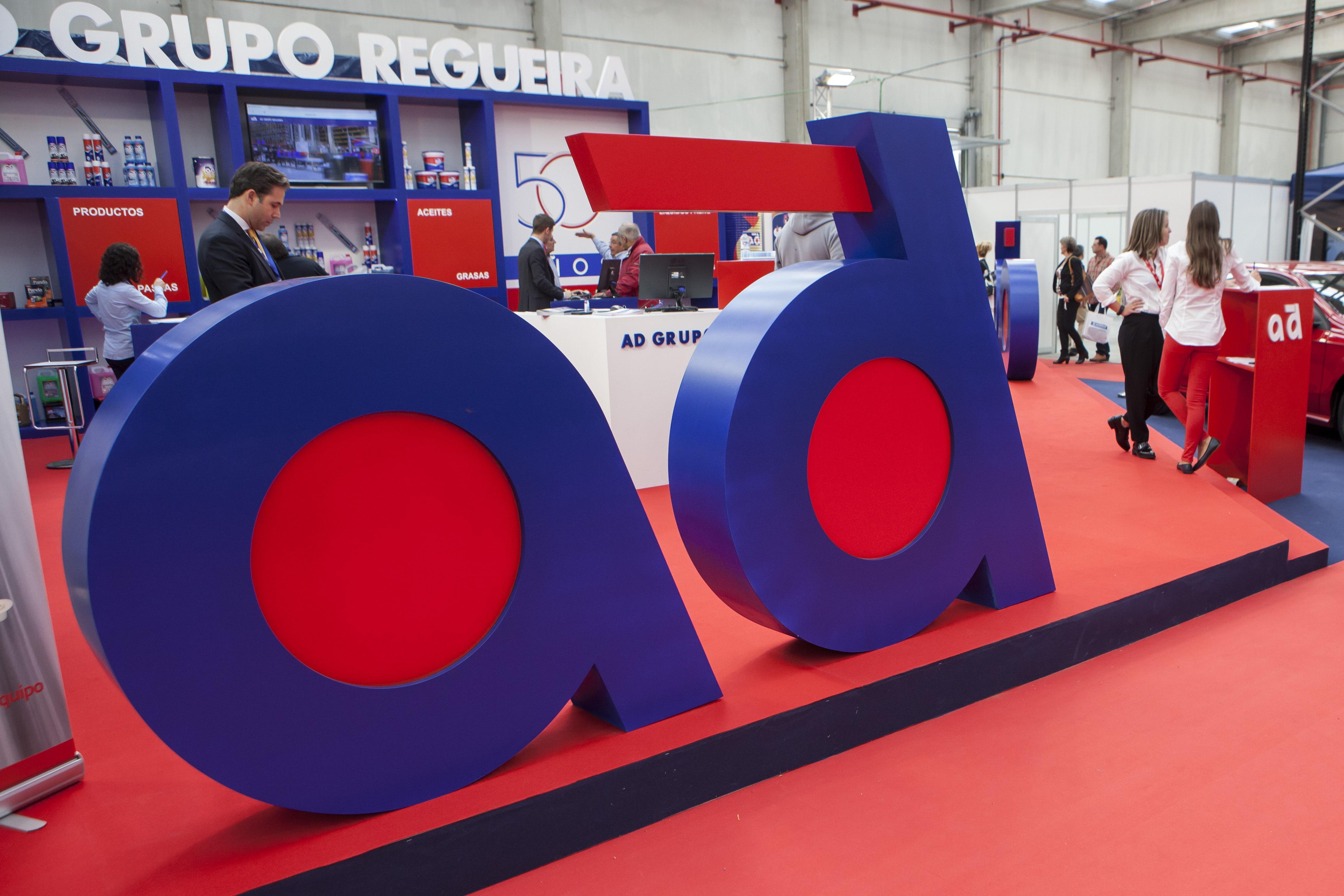Feria AdD Grupo Regueira 2015