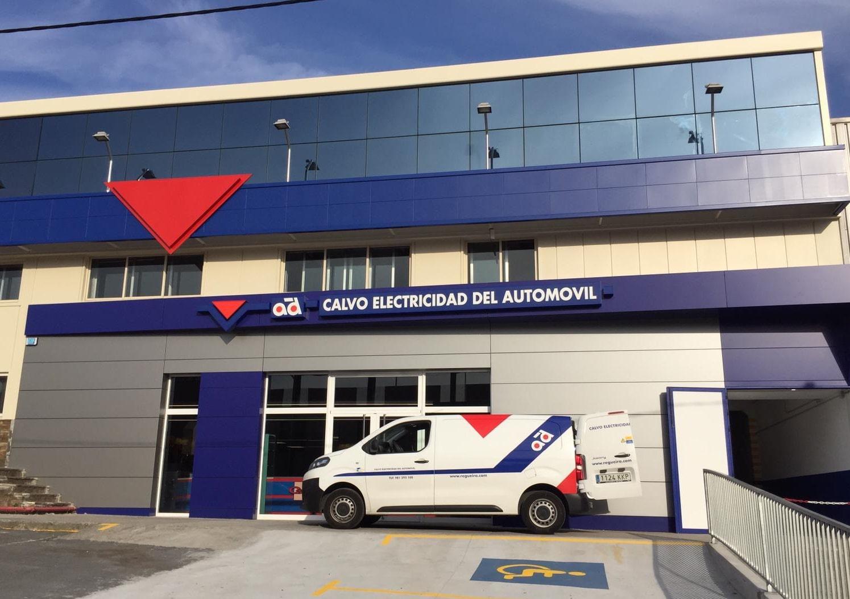 Nueva tienda Calvo en A Coruña