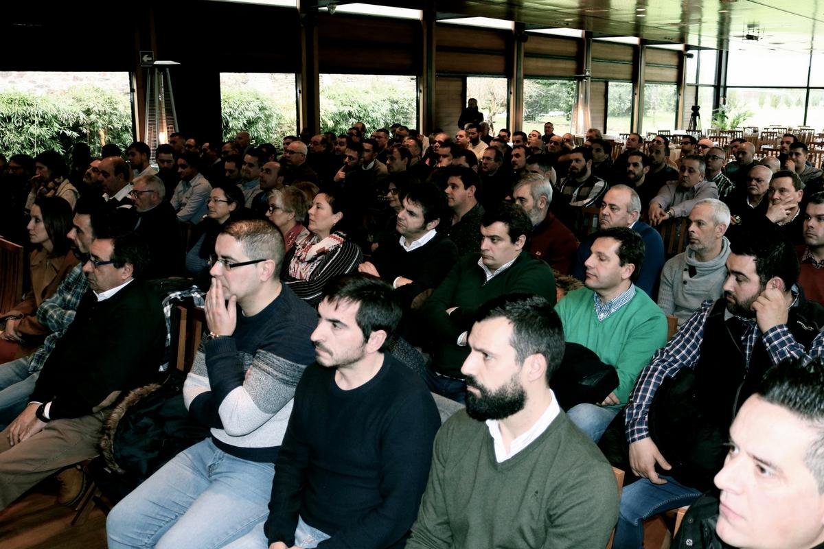 Convención AD Grupo Regueira 2018