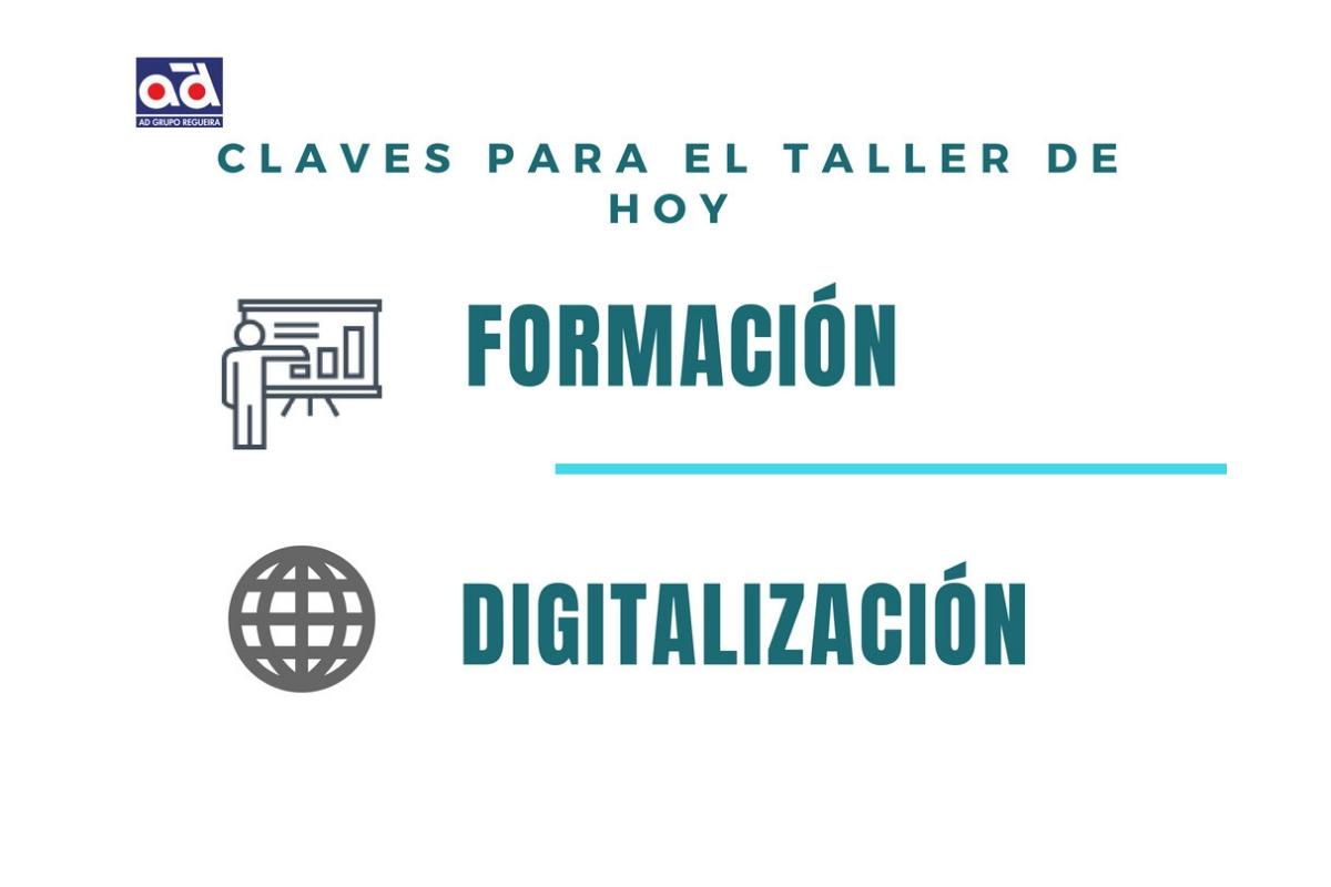 Formación y digitalización