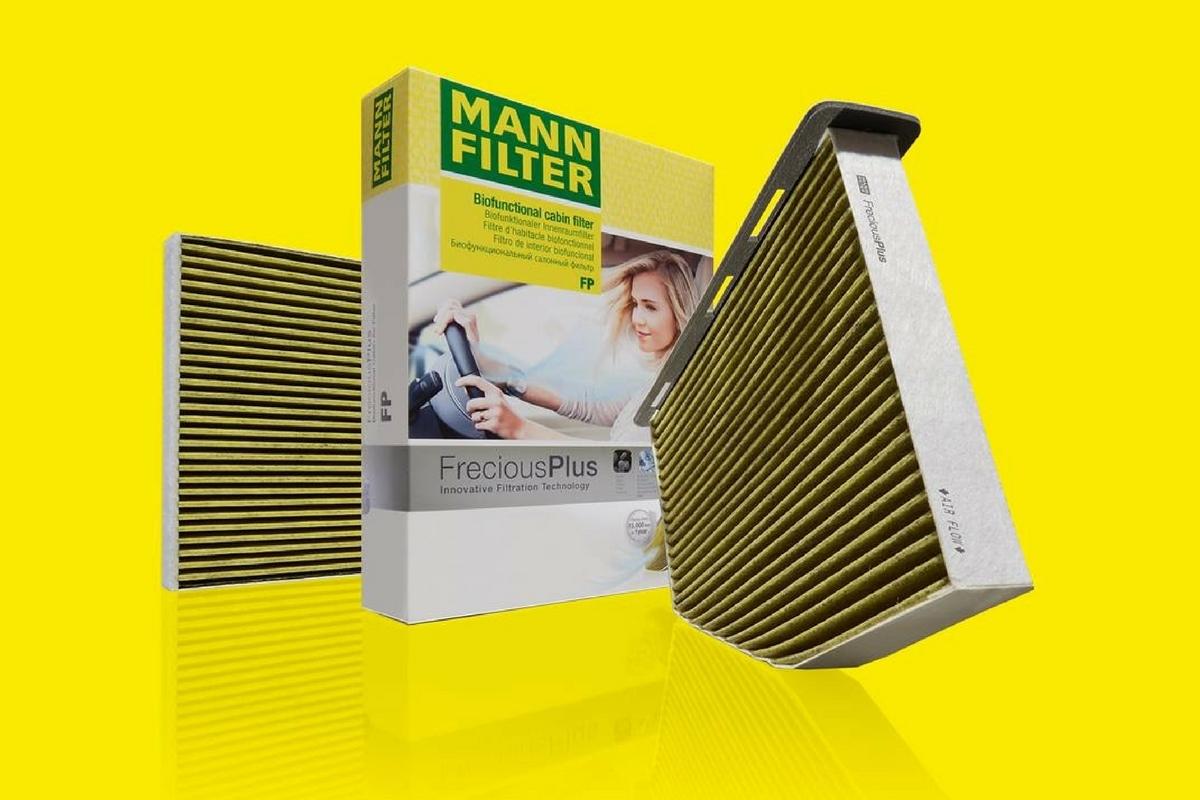 Filtros habitáculo MANN Filter