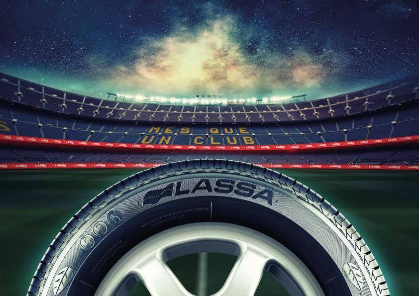 Neumáticos Lassa