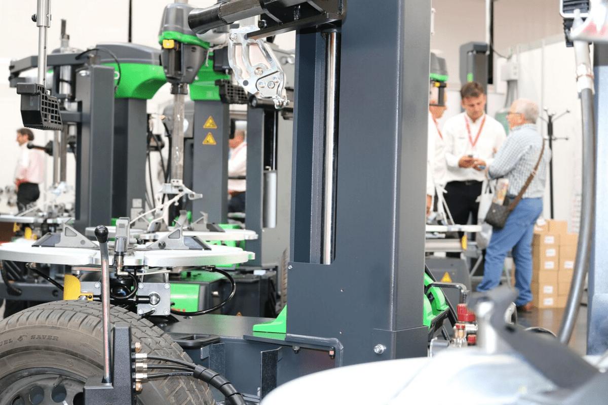 Maquinaria Bosch