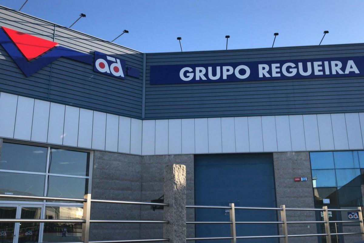 AD Grupo Regueira Vilagarcía